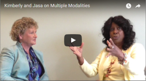 Kimberly and Jasa on Multiple Modalities