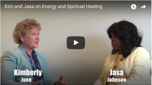 Kimberly and Jasa on Energy and Spiritual Healing