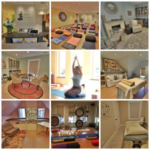 Green Heiress Holistic Health offers a beautiful space for your practice in Aspinwall.